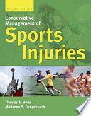 Conservative Management Of Sports Injuries Book PDF