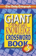 Giant General Knowledge Crosswords