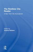 The Restless City Reader