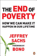 Cover of The End of Poverty