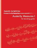 Austerity Measures I