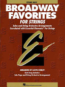 Essential Elements Broadway Favorites for Strings Book PDF