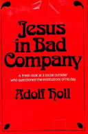Pdf Jesus in Bad Company