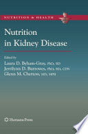 Nutrition in Kidney Disease Book