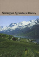 Norwegian Agricultural History