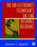 The Tab Electronics Technician S On Line Resource Reference