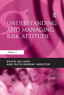 Pdf Understanding and Managing Risk Attitude