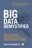 Big Data Demystified