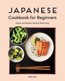 Japanese Cookbook for Beginners