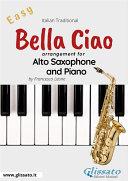 Pdf Bella Ciao - Alto Sax and Piano Telecharger