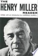 Henry Miller Books, Henry Miller poetry book