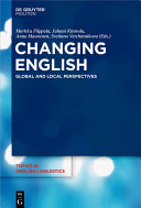 Pdf Changing English Telecharger