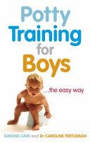 Potty Training Boys Book PDF