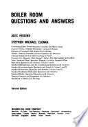 Boiler room questions and answers