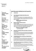 NACLA Report on the Americas