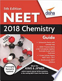 NEET 2018 Chemistry Guide - 5th Edition