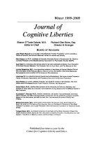 Journal of Cognitive Liberties