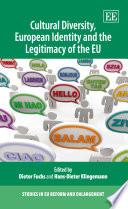 Cultural Diversity  European Identity and the Legitimacy of the EU