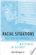 Racial Situations Book PDF