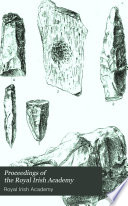 Proceedings of the Royal Irish Academy Book