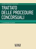 Trattato delle procedure concorsuali