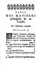 Abrégé des controverses ou sommaire des erreurs de l'Eglise romaine...par Ch. Drelincourt