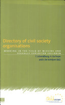 Pdf Directory of Civil Society Organisations Working in the Field of Missing and Sexually Exploited Children