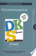 Dk Speaker MyCommunicationLab Access Code