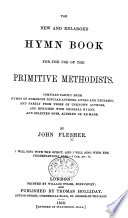 The New and Enlarged Hymn Book for the Use of the Primitive Methodists, Etc