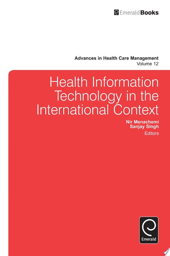 Health Information Technology in the International Context