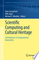 Scientific Computing and Cultural Heritage