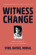 Witness to Change Pdf/ePub eBook