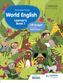 Cambridge Primary World English Learner's Book Stage 3 [Pdf/ePub] eBook