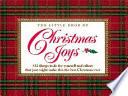 The Little Book of Christmas Joys