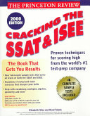 Cracking The Ssat Isee 2000 Book PDF