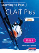 Learning to Pass CLAIT Plus 2006 Level 2  Unit 1