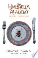 The Umbrella Academy  Hotel Oblivion Ashcan  Convention Exclusive