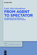From Agent to Spectator Pdf/ePub eBook