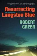 Pdf Resurrecting Langston Blue