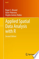 Applied Spatial Data Analysis With R Book PDF