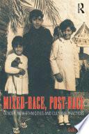 Mixed Race  Post Race Book