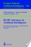 Ki 99 Advances In Artificial Intelligence