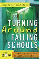 Turning Around Failing Schools Pdf/ePub eBook