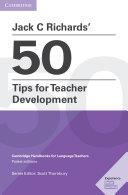 Jack C Richards  50 Tips for Teacher Development Google EBook