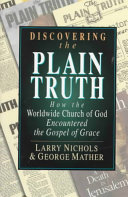 Discovering The Plain Truth