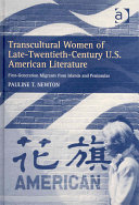 Transcultural Women of Late Twentieth-century U.S. American ...