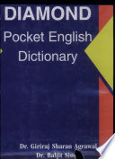 Diamond Pocket English Dictionary