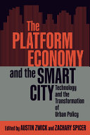 The Platform Economy and the Smart City Book