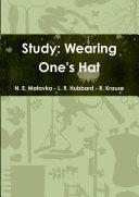 Study: Wearing One's Hat ebook