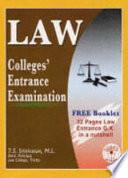 Law College Entrance Examination